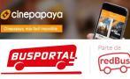 """""""Compras de CinePapaya y Busportal le dan visibilidad a Perú"""""""