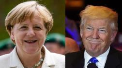 Angela Merkel dice que Alemania cooperará con Donald Trump