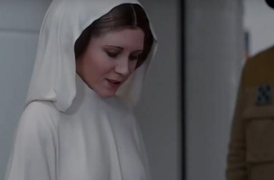 Disney anuncia que no recreará digitalmente a Carrie Fisher