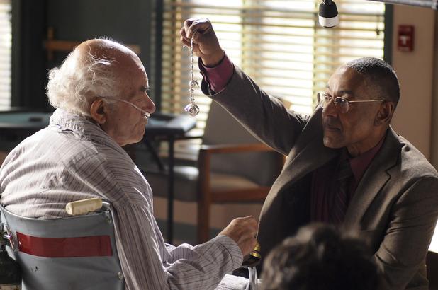 Gustavo Fring y Héctor Salamanca. (Foto: AMC)