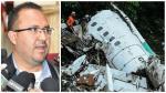 Bolivia: Parlamento interpelará a ministro por caso Chapecoense - Noticias de alvaro garcia linera