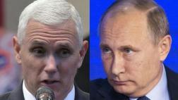 EE.UU.: Pence acepta que Congreso investigue hackeo ruso