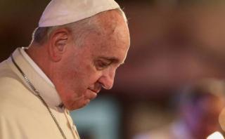 "Papa Francisco: ""En mi fe, he vivido momentos de oscuridad"""