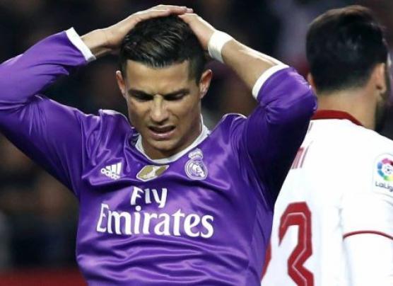 Real Madrid perdió el invicto tras caer 2-1 ante Sevilla