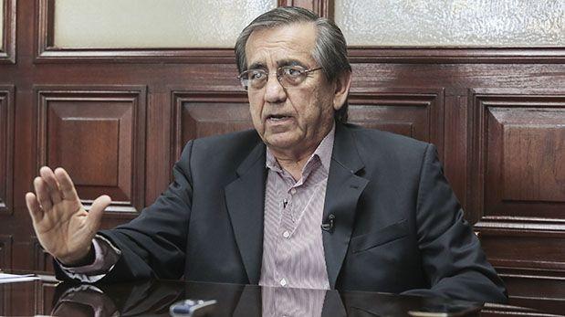Del Castillo: Hay una obsesión política de buscar que García sea el responsable
