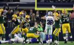 NFL: Green Bay Packers venció a Dallas Cowboys en playoffs