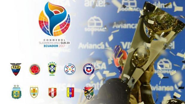 Comienza el Sudamericano Sub 20 de fútbol