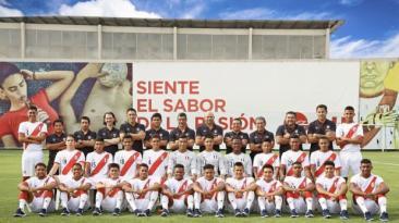 Selección Sub 20: conoce el fixture de Perú en el Sudamericano