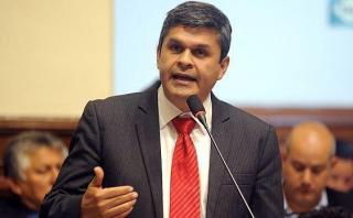Gastañaduí acusa a fiscalía de brindar datos a medios de Brasil