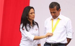 Advierten peligro de fuga de Nadine Heredia y Ollanta Humala