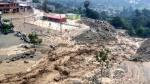 Huaico en Santa Eulalia: alcalde pide apoyo del Gobierno - Noticias de avenida lima