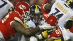 NFL: Pittsburgh Steelers vencen 18-16 a Kansas City Chiefs - Noticias de kansas city chiefs