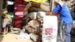 Abastecimiento de víveres no se interrumpió por huaicos - Noticias de jose armando lengua balbi espinosa