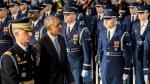 [BBC] Obama, el Nobel de Paz que pasó todo su mandato en guerra - Noticias de fernanda iscaelle lora paz