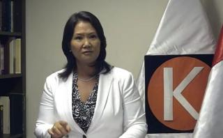 "Keiko a PPK: ""No permita que empresas corruptas sigan operando"""