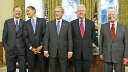 ¿Qué hacen los presidentes cuando dejan la Casa Blanca?