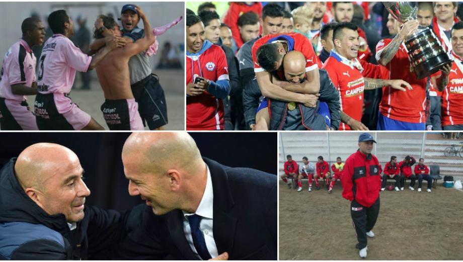 Sampaoli: de dirigir en Perú a quitarle invicto al Real Madrid