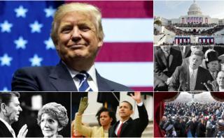 La investidura en EE.UU. escribe una página en la historia