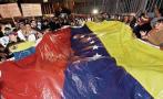 Venezuela vivirá este lunes una nueva jornada de movilizaciones