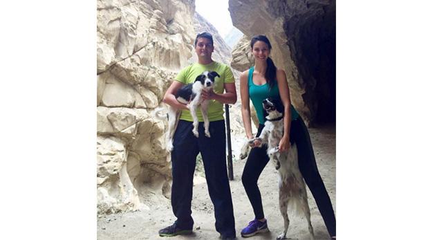 [Foto] Realizar actividades con tu perro tiene múltiples beneficios