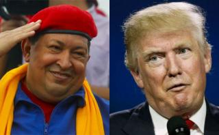 Donald Chávez, Hugo Trump, por Enzo Defilippi