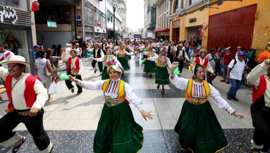Así vive Lima su 482 aniversario de fundación [FOTOS]