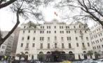 Hotel Bolívar: SAT aclara que suspensión de remate es temporal