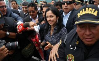 Nadine deberá pedir autorización del juez para salir del país