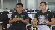 """Claudio Puelles: """"Me gustaría pelear en UFC en abril o mayo"""""""