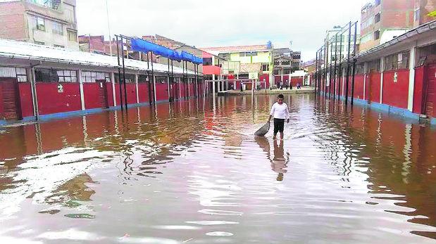 Lluvias agravan daños en diferentes regiones del país