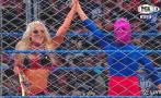 WWE: Alexa Blis retuvo su título mundial ante Becky Lynch