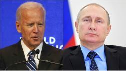 """Biden: """"Putin quiere acabar con el orden liberal internacional"""""""