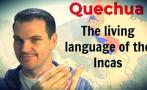 Canal de YouTube de lingüística dedica un video al quechua