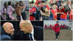 Sampaoli: de dirigir en Perú a quitarle invicto al Real Madrid - Noticias de cristiano ronaldo