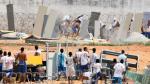 Brasil: Policía dispara balas de goma contra presos amotinados - Noticias de trafico de drogas