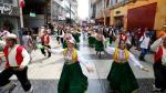 Así vive Lima su 482 aniversario de fundación [FOTOS] - Noticias de agustin molina