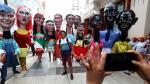 Así vive Lima su 482 aniversario de fundación [FOTOS] - Noticias de cercado de lima