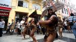 Así vive Lima su 482 aniversario de fundación [FOTOS] - Noticias de surco san borja