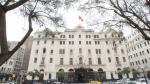 Hotel Bolívar: SAT aclara que suspensión de remate es temporal - Noticias de valores lima