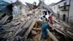 Tres terremotos sacudieron Italia en una hora - Noticias de tren