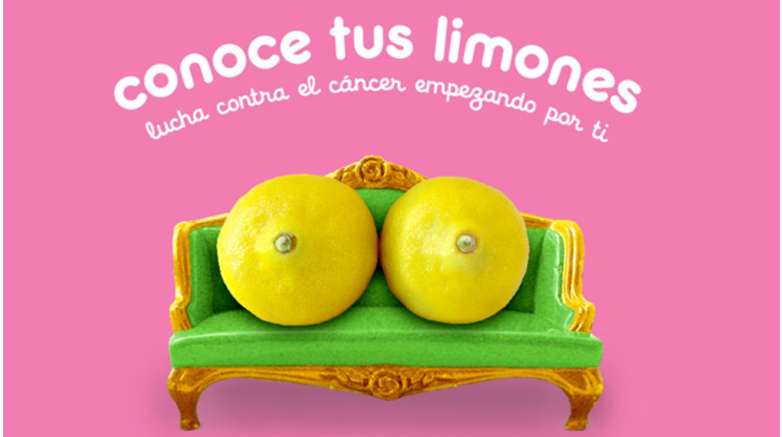 Campaña con limones ayudó a una mujer a detectar que padecía cáncer
