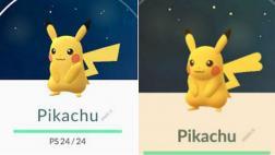 Pokémon Go mostrará si tu Pikachu es macho o hembra