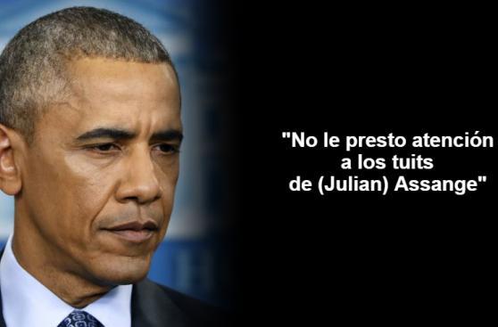 Obama: Las frases de su última rueda de prensa como presidente