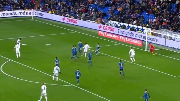 Marcelo falló en el gol del Celta pero luego arregló su error marcando el empate momentáneo del Real Madrid. (Video: YouTube)