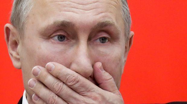 Vladimir Putin recibirá
