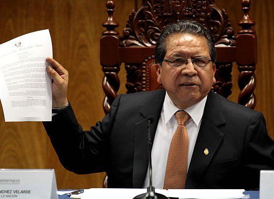 Fiscalía no informará al Congreso sobre acuerdo con Odebrecht