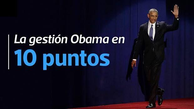 La gestión de Barack Obama en diez puntos. (Video: El Comercio)