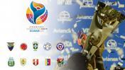 Sudamericano Sub 20: posiciones de países en los grupos A y B