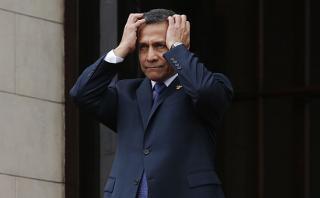 Humala deberá pedir permiso judicial para salir del país