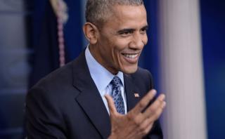 Obama deja entreabierta posibilidad de retornar a la política